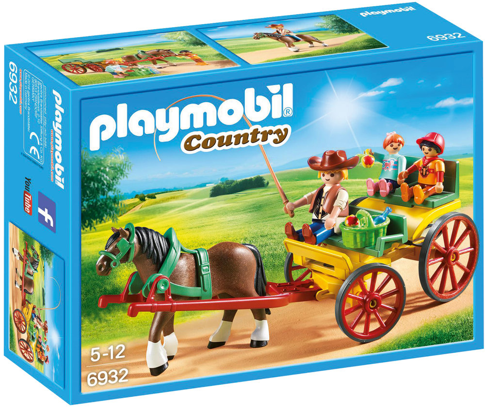 "PLAYMOBIL Country ""Pferdekutsche"""